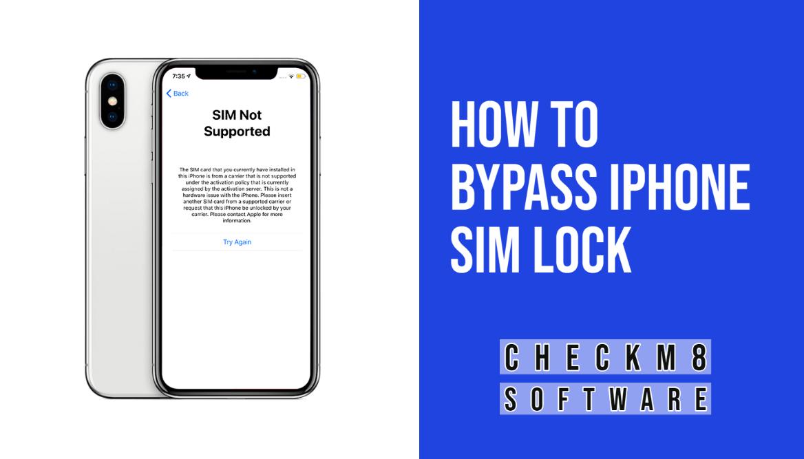 Bypass iPhone SIM Lock