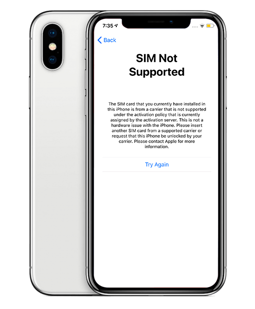 iPhone SIM Unlock