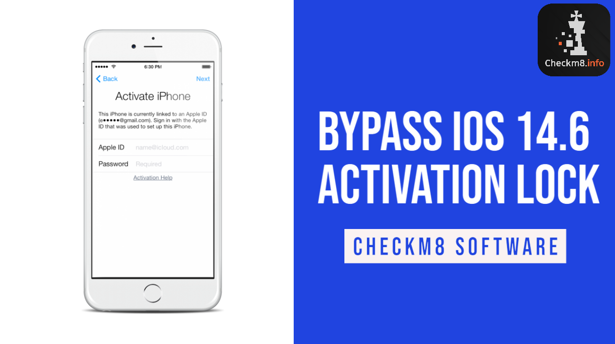 iOS 14.6 Activation Lock Bypass Support iPhone & iPad